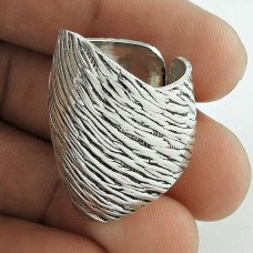Sightly 925 Sterling Silver Ring Designer Handmade Jewellery