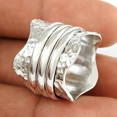 Party Wear 925 Sterling Silver Ring Designer Handmade Jewellery