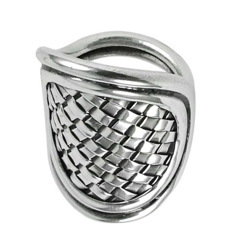 Dainty 925 Sterling Silver Ring Fine Silver Jewellery