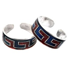 Awesome Design Of ! 925 Sterling Silver Toe Rings