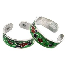 Best Quality ! 925 Sterling Silver Toe Rings