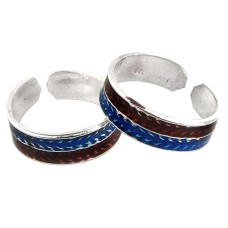 Clinquant ! 925 Sterling Silver Toe Rings