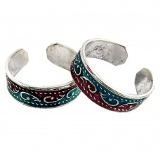 Corrico Lake ! 925 Sterling Silver Toe Rings
