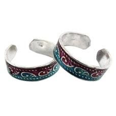 Cute ! 925 Sterling Silver Toe Rings