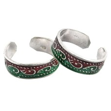 Deluxe ! 925 Sterling Silver Toe Rings