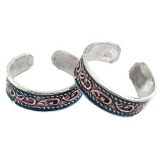 New Fashion Design ! 925 Sterling Silver Toe Rings