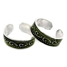 New Exclusive Style ! 925 Sterling Silver Toe Rings