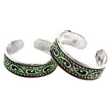 Simple ! 925 Sterling Silver Toe Rings
