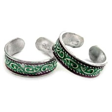 Classy ! 925 Sterling Silver Toe Rings