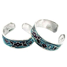 Awesome Style Of ! 925 Sterling Silver Toe Rings