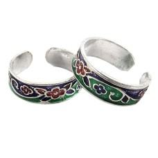 The One ! 925 Sterling Silver Toe Rings
