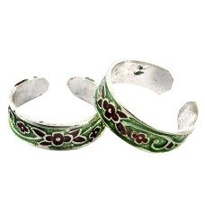 Summer Stock ! 925 Sterling Silver Toe Rings
