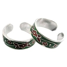 Jumbo Fantastic ! 925 Sterling Silver Toe Rings