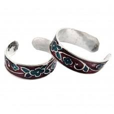 So In Love ! 925 Sterling Silver Toe Rings