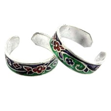 New Style Of ! 925 Sterling Silver Toe Rings