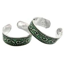My Sweet ! 925 Sterling Silver Toe Rings