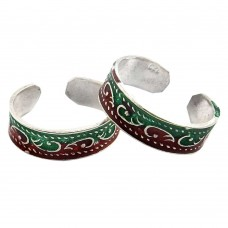 Amazing Design ! 925 Sterling Silver Toe Rings