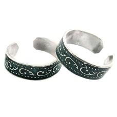 Big Amazing ! 925 Sterling Silver Toe Rings