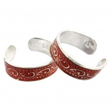 Spell ! 925 Sterling Silver Toe Rings