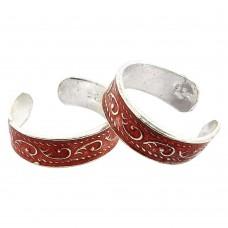Spell ! 925 Sterling Silver Toe Rings