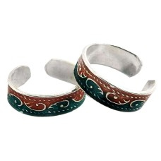 Excellent ! 925 Sterling Silver Toe Rings