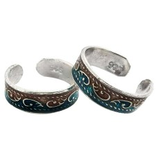 Passion ! 925 Sterling Silver Toe Rings