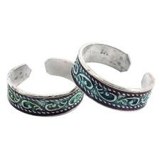 Jumbo ! 925 Sterling Silver Toe Rings