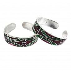 Charming! 925 Sterling Silver Toe Rings