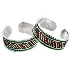 Cute! 925 Sterling Silver Toe Rings