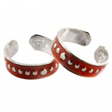 Dream Day! 925 Sterling Silver Toe Rings