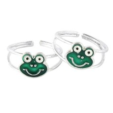 New Fashion Design! 925 Sterling Silver Toe Rings