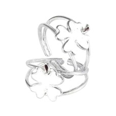 Maya Freedom! 925 Sterling Silver Toe Rings