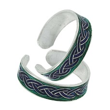 Indian Sterling Silver Jewelry Fashion Handmade Toe Rings