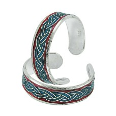 925 Sterling Silver Jewelry Ethnic Handmade Toe Rings