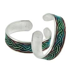 925 Sterling Silver Vintage Jewelry Beautiful Handmade Toe Rings