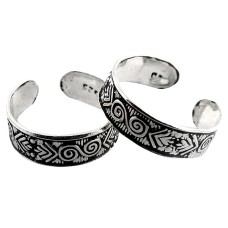 Perfect! 925 Sterling Silver Toe Rings