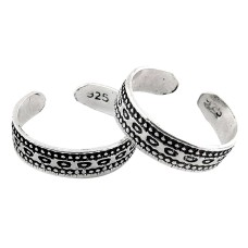 The One! 925 Sterling Silver Toe Rings