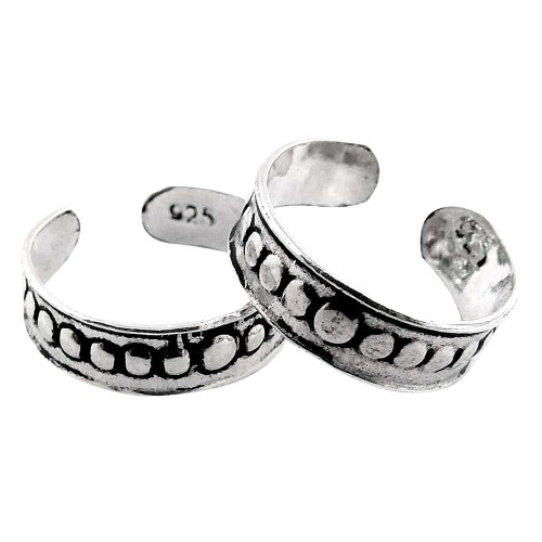 New Style Of! 925 Sterling Silver Toe Rings