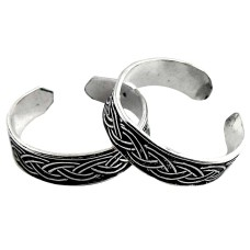 Lovely! 925 Sterling Silver Toe Rings