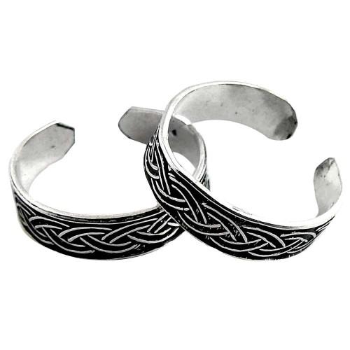 Lovely! 925 Sterling Silver Toe Rings