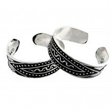 Excellent! 925 Sterling Silver Toe Rings