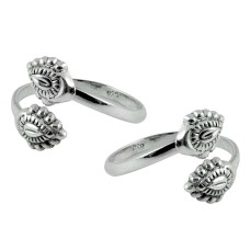 Passion! 925 Sterling Silver Toe Rings