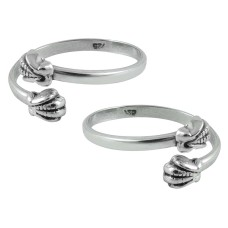 Fashion Design! 925 Sterling Silver Toe Rings