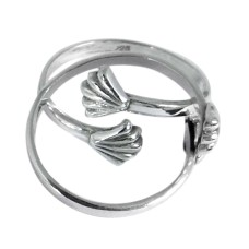 Draditions! 925 Sterling Silver Toe Rings